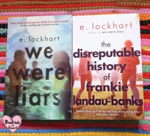 We Were Liars and The Disreputable History of Frankie Landau-Banks